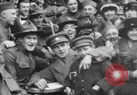 Image of Armistice Day celebration Paris France, 1918, second 58 stock footage video 65675041812