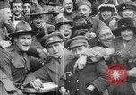 Image of Armistice Day celebration Paris France, 1918, second 60 stock footage video 65675041812