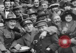Image of Armistice Day celebration Paris France, 1918, second 61 stock footage video 65675041812