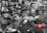 Image of Armistice Day celebration Paris France, 1918, second 62 stock footage video 65675041812