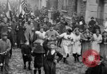 Image of Armistice Day celebration ending World War I Paris France, 1918, second 2 stock footage video 65675041813
