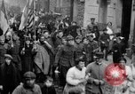 Image of Armistice Day celebration ending World War I Paris France, 1918, second 4 stock footage video 65675041813