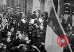 Image of Armistice Day celebration ending World War I Paris France, 1918, second 8 stock footage video 65675041813