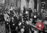 Image of Armistice Day celebration ending World War I Paris France, 1918, second 9 stock footage video 65675041813
