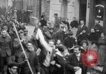 Image of Armistice Day celebration ending World War I Paris France, 1918, second 12 stock footage video 65675041813