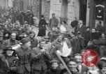 Image of Armistice Day celebration ending World War I Paris France, 1918, second 13 stock footage video 65675041813
