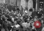 Image of Armistice Day celebration ending World War I Paris France, 1918, second 14 stock footage video 65675041813