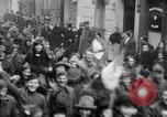Image of Armistice Day celebration ending World War I Paris France, 1918, second 16 stock footage video 65675041813