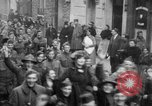 Image of Armistice Day celebration ending World War I Paris France, 1918, second 17 stock footage video 65675041813