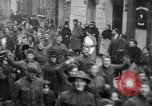 Image of Armistice Day celebration ending World War I Paris France, 1918, second 18 stock footage video 65675041813