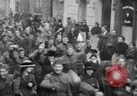 Image of Armistice Day celebration ending World War I Paris France, 1918, second 19 stock footage video 65675041813
