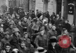 Image of Armistice Day celebration ending World War I Paris France, 1918, second 20 stock footage video 65675041813