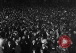 Image of Armistice Day celebration ending World War I Paris France, 1918, second 36 stock footage video 65675041813