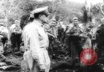 Image of General MacArthur Madang New Guinea Pacific Theater, 1943, second 37 stock footage video 65675041814