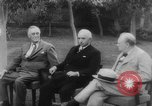 Image of President Roosevelt Sicily Italy, 1943, second 23 stock footage video 65675041820