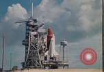 Image of Space Shuttle Atlantis Cape Canaveral Florida USA, 1985, second 6 stock footage video 65675041830