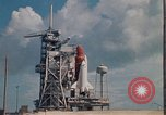 Image of Space Shuttle Atlantis Cape Canaveral Florida USA, 1985, second 13 stock footage video 65675041830