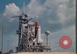 Image of Space Shuttle Atlantis Cape Canaveral Florida USA, 1985, second 14 stock footage video 65675041830