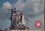 Image of Space Shuttle Atlantis Cape Canaveral Florida USA, 1985, second 15 stock footage video 65675041830