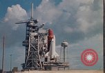 Image of Space Shuttle Atlantis Cape Canaveral Florida USA, 1985, second 18 stock footage video 65675041830