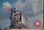 Image of Space Shuttle Atlantis Cape Canaveral Florida USA, 1985, second 19 stock footage video 65675041830