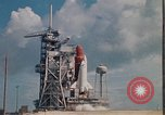 Image of Space Shuttle Atlantis Cape Canaveral Florida USA, 1985, second 23 stock footage video 65675041830