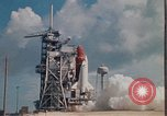 Image of Space Shuttle Atlantis Cape Canaveral Florida USA, 1985, second 25 stock footage video 65675041830