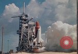 Image of Space Shuttle Atlantis Cape Canaveral Florida USA, 1985, second 27 stock footage video 65675041830
