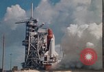 Image of Space Shuttle Atlantis Cape Canaveral Florida USA, 1985, second 28 stock footage video 65675041830
