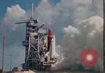 Image of Space Shuttle Atlantis Cape Canaveral Florida USA, 1985, second 29 stock footage video 65675041830
