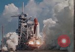 Image of Space Shuttle Atlantis Cape Canaveral Florida USA, 1985, second 31 stock footage video 65675041830