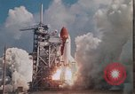Image of Space Shuttle Atlantis Cape Canaveral Florida USA, 1985, second 32 stock footage video 65675041830