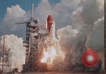 Image of Space Shuttle Atlantis Cape Canaveral Florida USA, 1985, second 33 stock footage video 65675041830