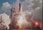 Image of Space Shuttle Atlantis Cape Canaveral Florida USA, 1985, second 34 stock footage video 65675041830