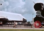 Image of Space Shuttle Atlantis Cape Canaveral Florida USA, 1985, second 4 stock footage video 65675041832