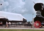 Image of Space Shuttle Atlantis Cape Canaveral Florida USA, 1985, second 6 stock footage video 65675041832