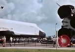 Image of Space Shuttle Atlantis Cape Canaveral Florida USA, 1985, second 7 stock footage video 65675041832