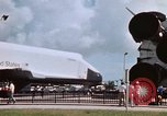 Image of Space Shuttle Atlantis Cape Canaveral Florida USA, 1985, second 8 stock footage video 65675041832