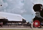 Image of Space Shuttle Atlantis Cape Canaveral Florida USA, 1985, second 12 stock footage video 65675041832