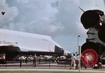 Image of Space Shuttle Atlantis Cape Canaveral Florida USA, 1985, second 15 stock footage video 65675041832