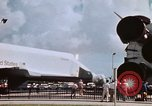 Image of Space Shuttle Atlantis Cape Canaveral Florida USA, 1985, second 19 stock footage video 65675041832