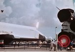 Image of Space Shuttle Atlantis Cape Canaveral Florida USA, 1985, second 21 stock footage video 65675041832
