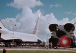 Image of Space Shuttle Atlantis Cape Canaveral Florida USA, 1985, second 29 stock footage video 65675041832