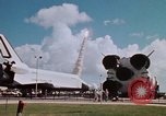 Image of Space Shuttle Atlantis Cape Canaveral Florida USA, 1985, second 30 stock footage video 65675041832