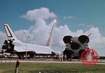 Image of Space Shuttle Atlantis Cape Canaveral Florida USA, 1985, second 31 stock footage video 65675041832