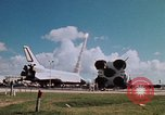 Image of Space Shuttle Atlantis Cape Canaveral Florida USA, 1985, second 33 stock footage video 65675041832