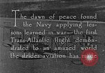 Image of Flying boat NC 4 United States USA, 1925, second 1 stock footage video 65675041840