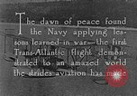 Image of Flying boat NC 4 United States USA, 1925, second 2 stock footage video 65675041840
