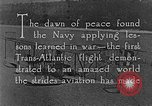 Image of Flying boat NC 4 United States USA, 1925, second 3 stock footage video 65675041840