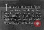 Image of Flying boat NC 4 United States USA, 1925, second 4 stock footage video 65675041840